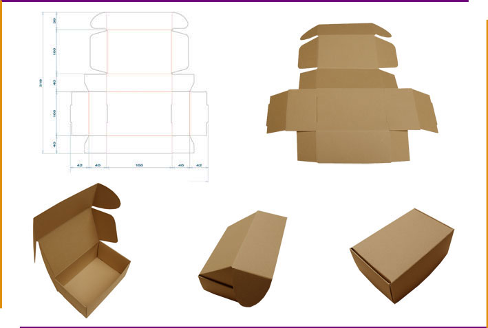 Fabrication de prototypes en carton